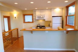 1000sf House- kitchen