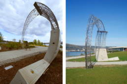 Big Pipe Portal : making the invisible visible