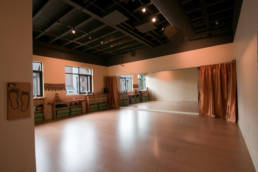 Yoga / movement room