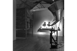 Diverted History: The Lost Works of Pierre Menard, Gallery Installation at Marylhurst University's Art Gym,