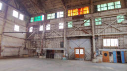 NW Marine Ironworks Adaptive Reuse