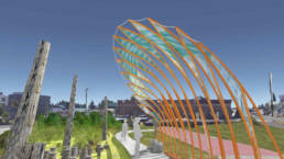 Shoreline Public Artwork Schematic Design
