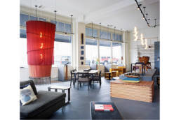 retail space for furnishings and home goods